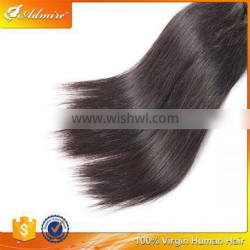 Cheap best quality thick end glossy healthy hair retail price in stock Silky Straight Hair