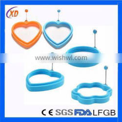 New design good quality food grade silicone cooking egg holder