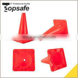 Audited factory supply pvc road cone