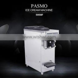 Pasmo best sell commercial one flavor ice cream making machine, Europe