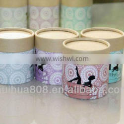 new promotional paper round gift paper tube