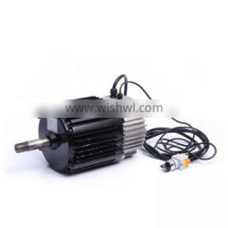 Chinese Variable Speed 1.5KW Electric Brushless DC Motor
