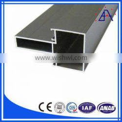 Large Aluminium Extrusion Profiles Greenhouse For Glass Roof Manufacturer