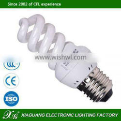 2015 hot selling full spiral indirect fluorescent light fixtures
