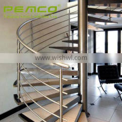 China high quality cheap price outdoor corrosion long lasting metal elevator stainless stair steel handrail
