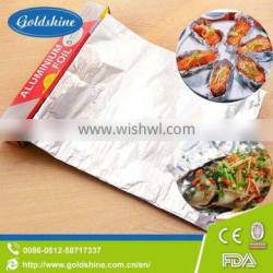Any type 8011 O aluminum foil for food