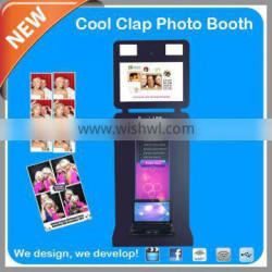 Portable Party Photo Booth With Wifi Facebook