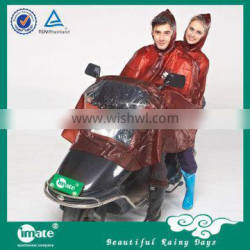 New products 100% polyester poncho for wholesale