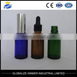 18ml black aluminum cap with cover cap used for perfume bottle, cosmetic bottle