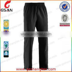 Polyester spandex men casual pants