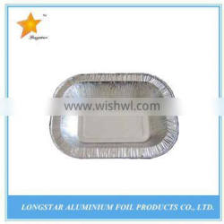Disposable Aluminium Grill Topper For BBQ food packing made in China