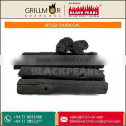 Lump Shape Wood Activated Charcoal from Black Pearl