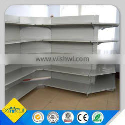 Single-sided Feature and Supermarket Rack Type display shelf