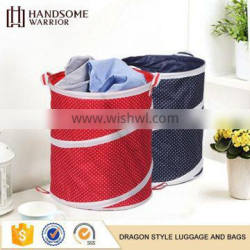 Durable Oxford cloth laundry basket for hotel