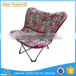 Hot sale durable butterfly chair frame