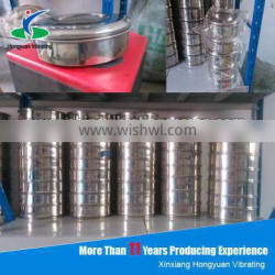 Laboratory Wire Mesh Test Sieve Stainless Steel Sifting Screen