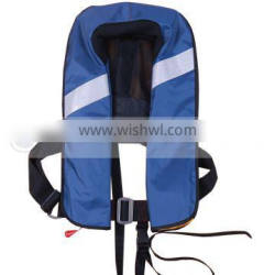 2016 New buoyancy aid inflatable life vest with high quality