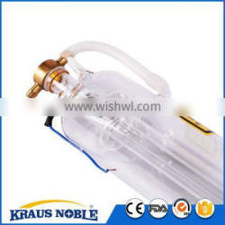 China supplier manufacture latest co2 power 50 watts laser tube