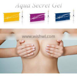 CE approved filler breast injections for cosmetic injection