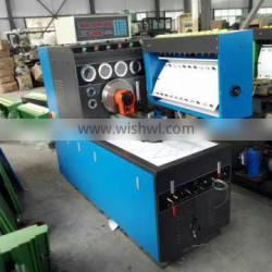 12 PSB Diesel Fuel Injection Pump Test Bench(Testing of the electromagnetic valve of distributor pump)