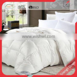 New coming imitated silk down blanket for adult