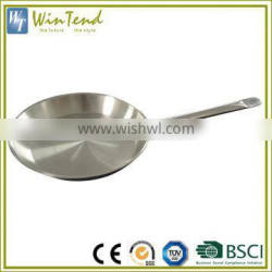 Different Size fry pan set /Stainless Steel Cookware