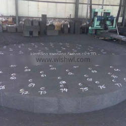 Good Electrical Conductivity Electrode Graphite Blocks For Electrical Discharge