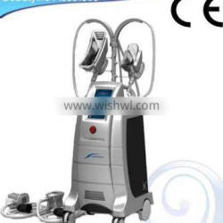 Double Chin Removal Cryolipolysis Fat Freezing Vertical Fat Liposuction Beauty Machine