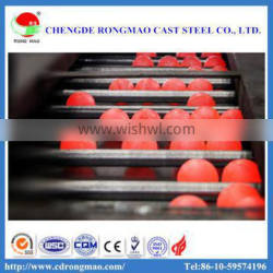 Top value 60mm Grinding Steel Ball forged steel balls for mining
