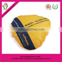 fashion waterproof promotional chpear polyester nylon bike saddle cover bike seat cover Quality Choice