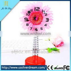 2014 China factory direct bedside cartoon decorative alarm gift clocks