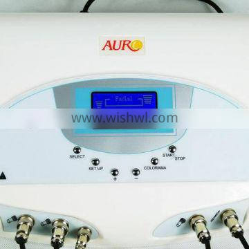 Au-1011 Home use facial massage equipment No needle anti-aging mesotherapy device