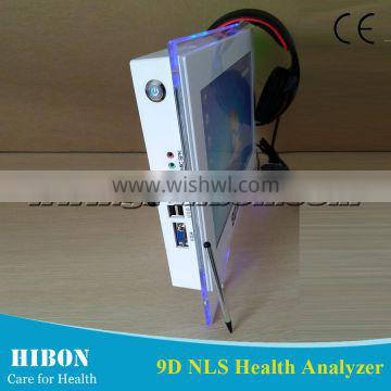 Original Russian 9D NLS Health Analyzer With CE Approved On Sale High Quality 9D Nls Full Body Health Analyzer Quality Choice