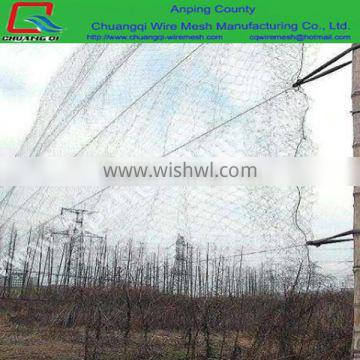 Agriculture vineyard Bird netting HDPE monofilament with UV inhibitor