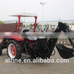 Good quality lower price new holland backhoe