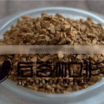 Pure Granulate coffee Freeze Dried Instant Coffee In Bulk