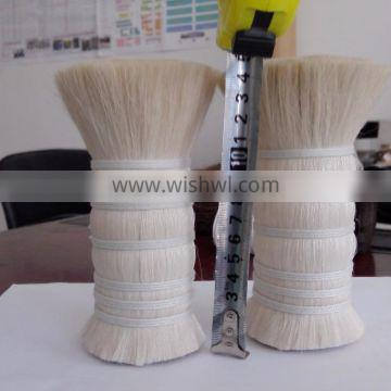 2016 hot sale of goat hair for wigs