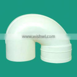 Fashion 2014 customize fast delivery water pvc pipe fittings