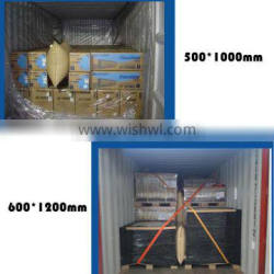 flexible valves dunnage air bags for container