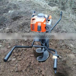 Gasoline 2 Stroke Earth Drilling Machine