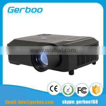lcd 1080p 1280*768 projector full hd 3d projector with 3000 lumens