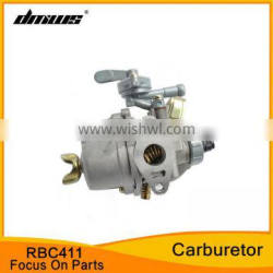 Top garden brush cutter parts RBC411 40.2CC carburetor