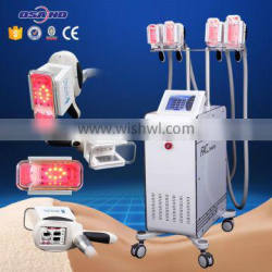 Factory price 4 Head Cryolipolisis freeze fat cell machine