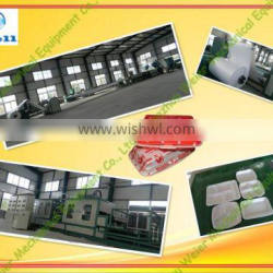 Hot sale low cost egg tray machine line
