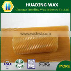 apicultural equipment beeswax comb foundation