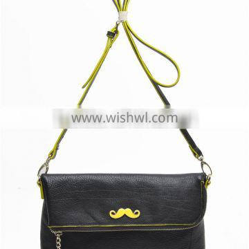 Hot sell small ladies shoulder bag factory in China
