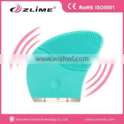2016 OEM ODM Service Offered Face Massager Vibrate Facial Cleansing Brush