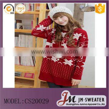 2016 beautiful knitted Christmas sweaters Uglysweaters pullover sweater