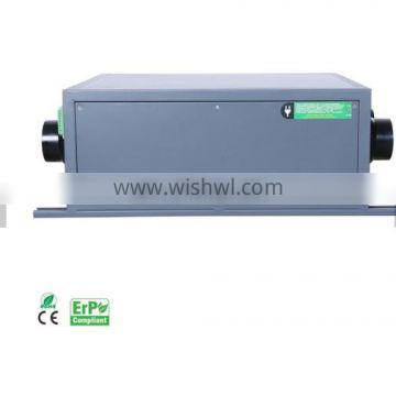 commercial grade ceiling mounted compressor ducted dehumidifier