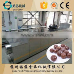 High speed chocolate ball forming machine 086-18662218656